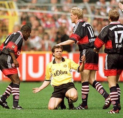 Bayern gegen Dortmund