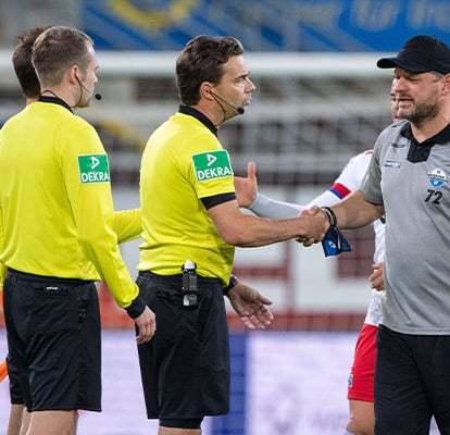 Bundesliga Schiedsrichter Gehalt
