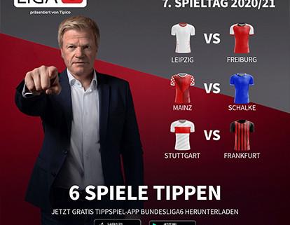 7. Spieltag Expertentipps