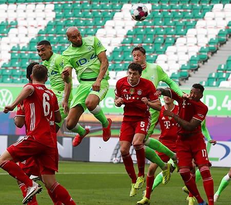 Wolfsburg Bayern